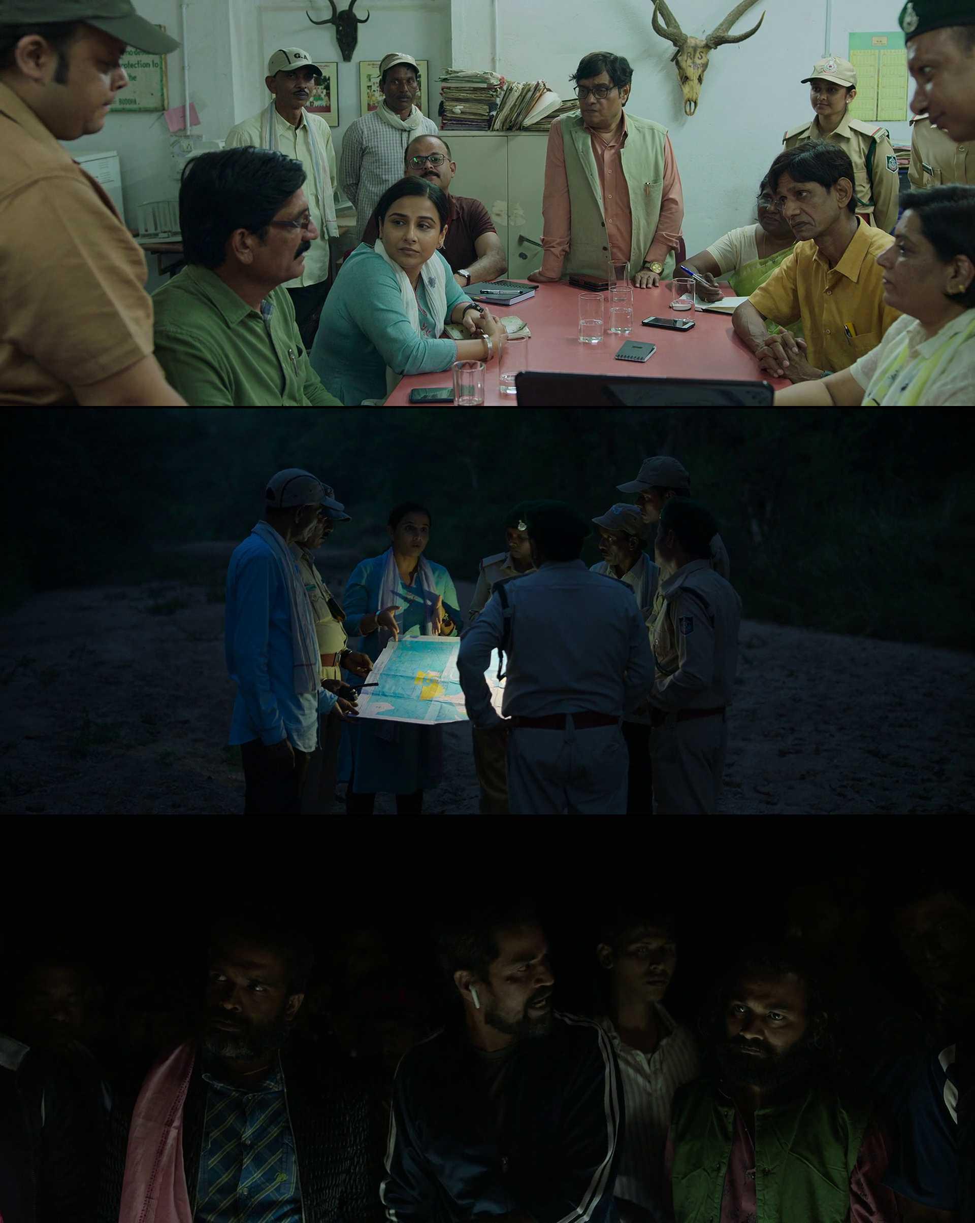 Screenshot of Sherni Movie