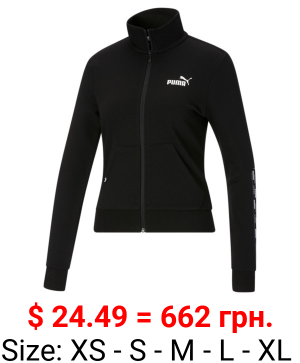 PUMA POWER Logo Women's Track Jacket