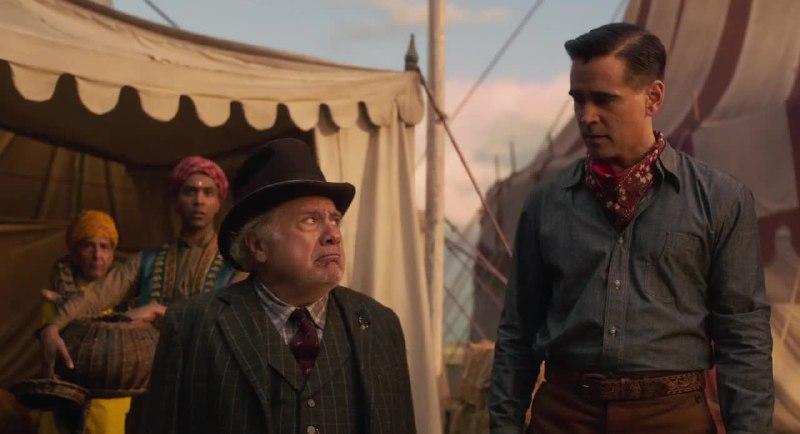 Movie Screenshot of Dumbo