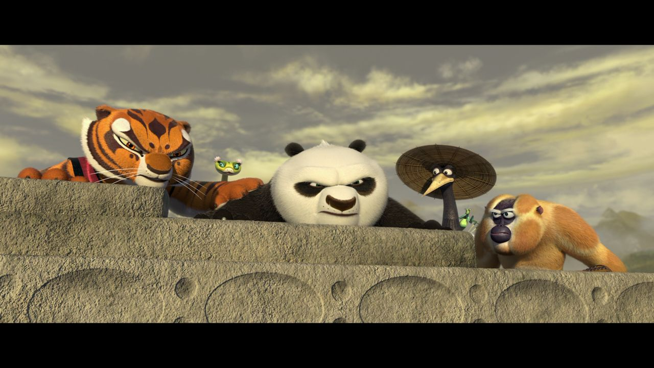 Movie Screenshot of Kung Fu Panda 2