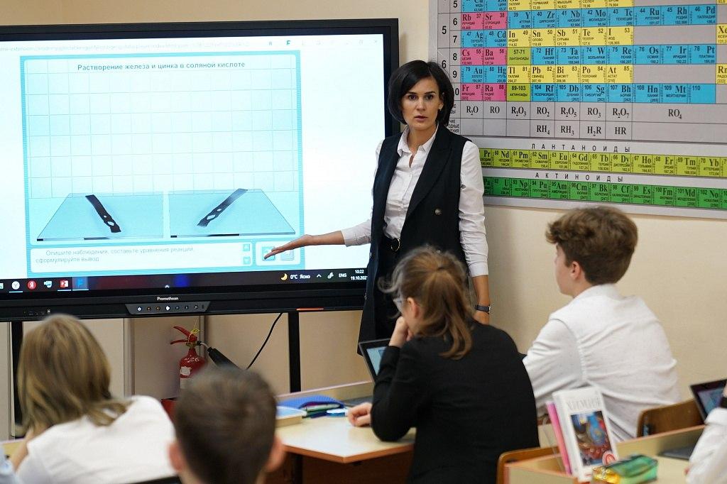 Мобильные компьютерные классы оборудуют в школах Хабаровска
