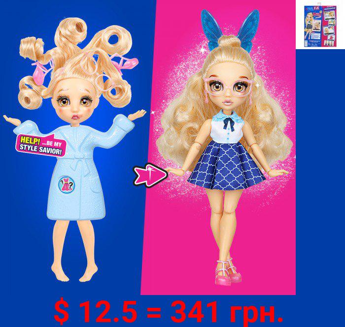 FailFix - Preppi.Posh Total Makeover Doll Pack - 8.5