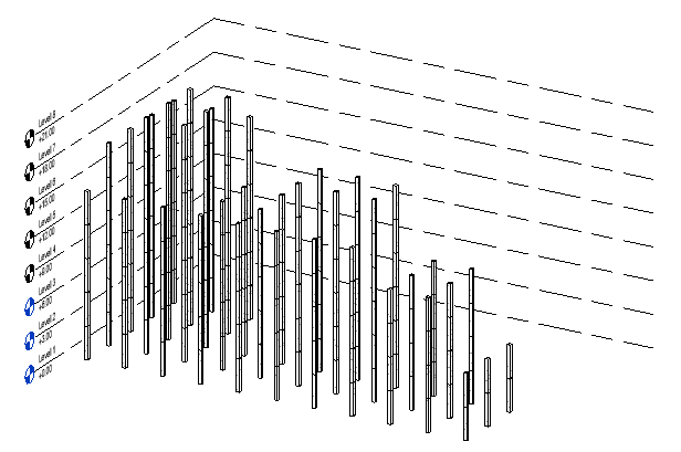 Columnas para proyecto