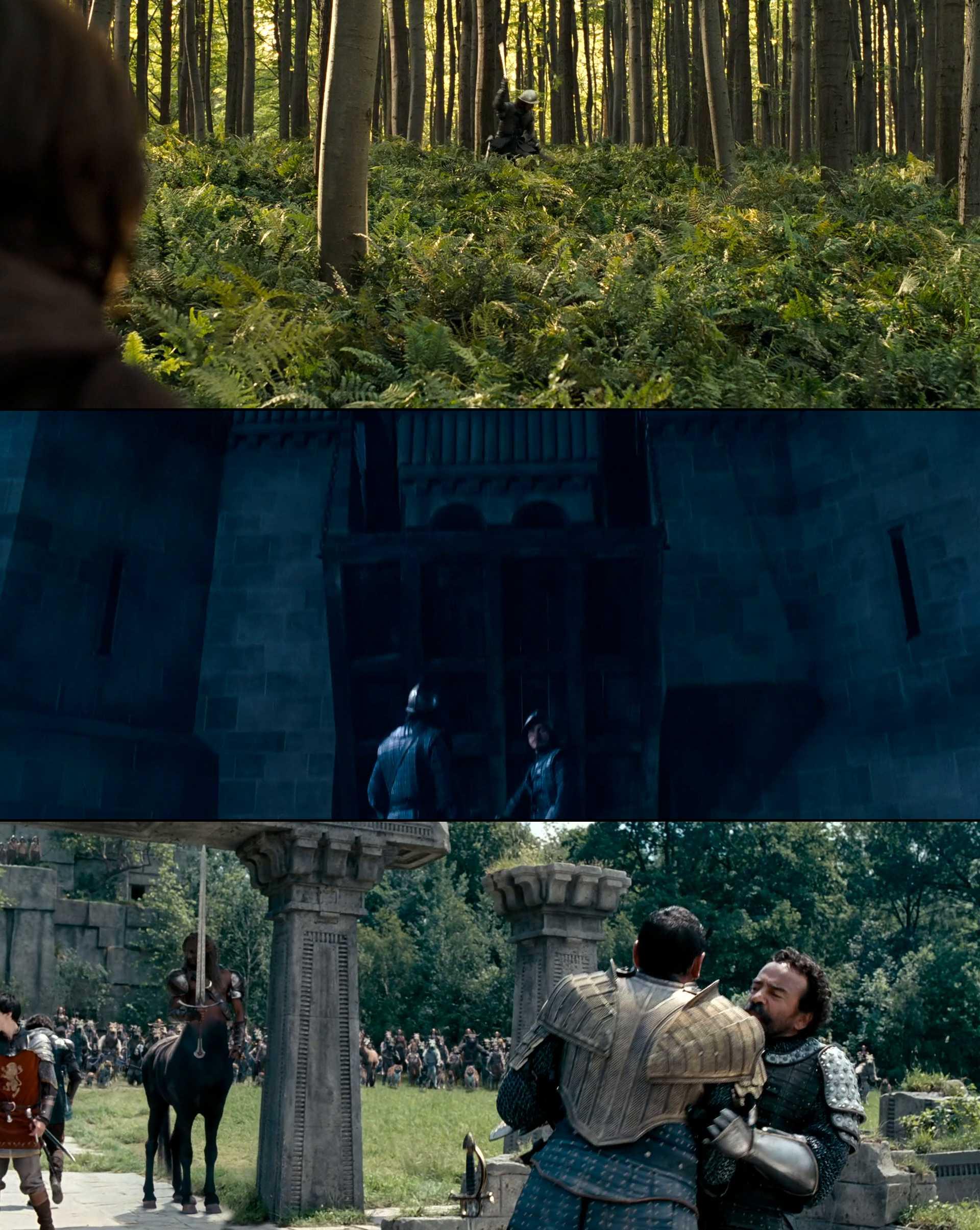 Screenshot of The Chronicles of Narnia: Prince Caspian Movie