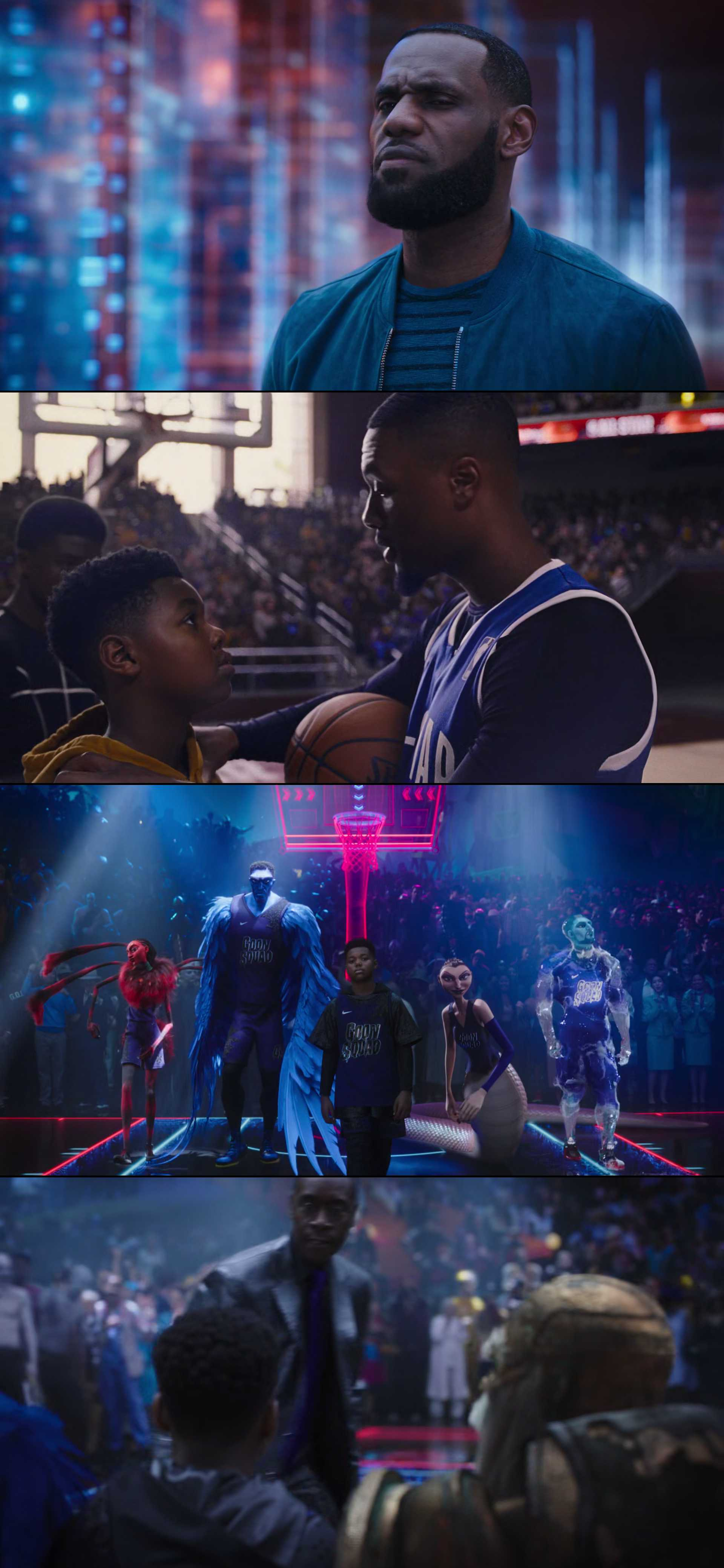 Screenshot of Space Jam: A New Legacy Movie