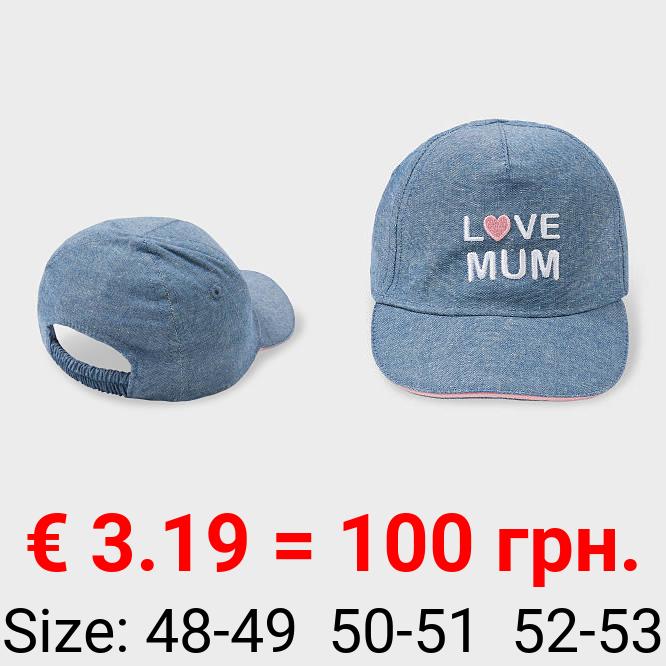 Baby-Jeans-Cap