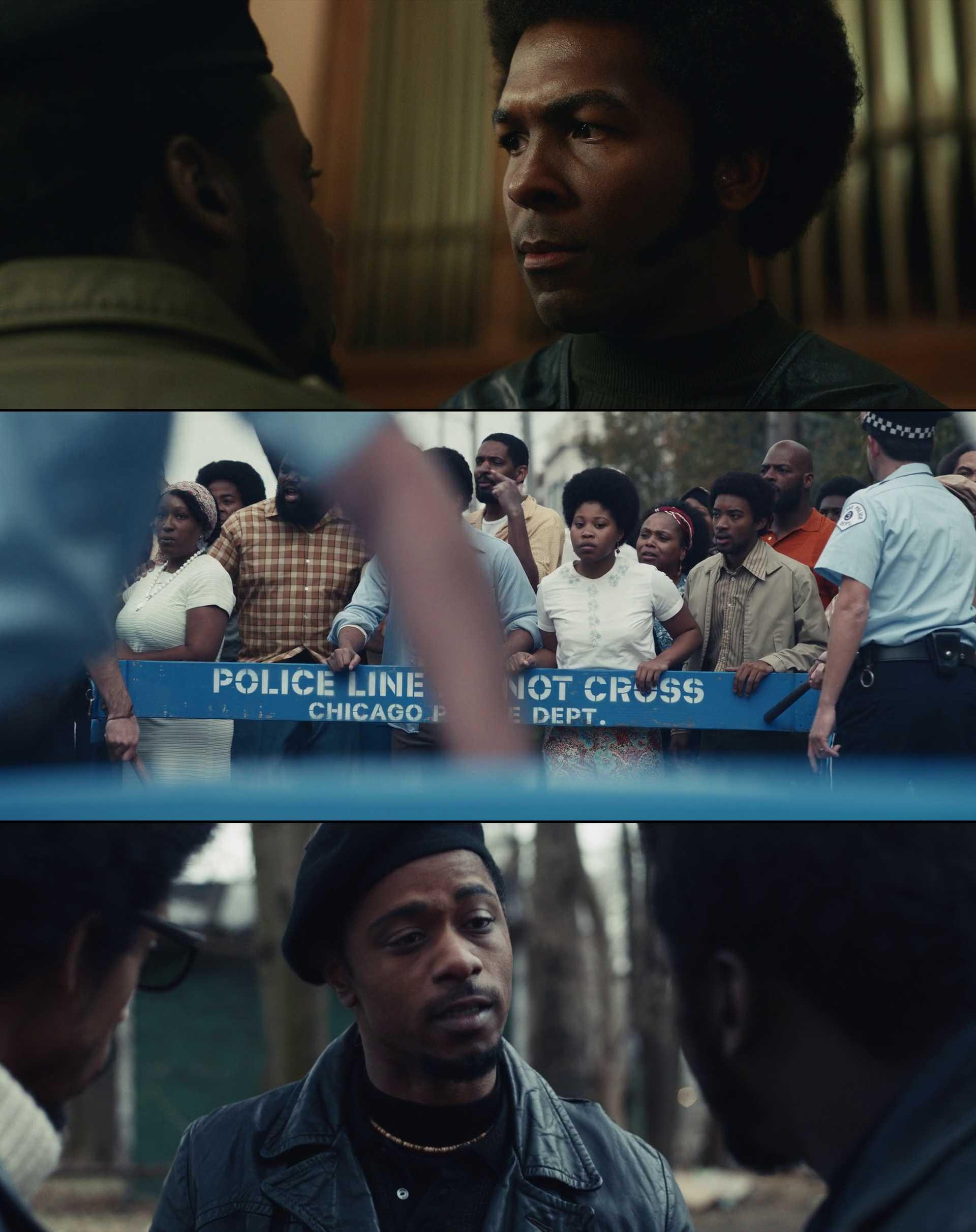 Screenshot of Judas and the Black Messiah Movie