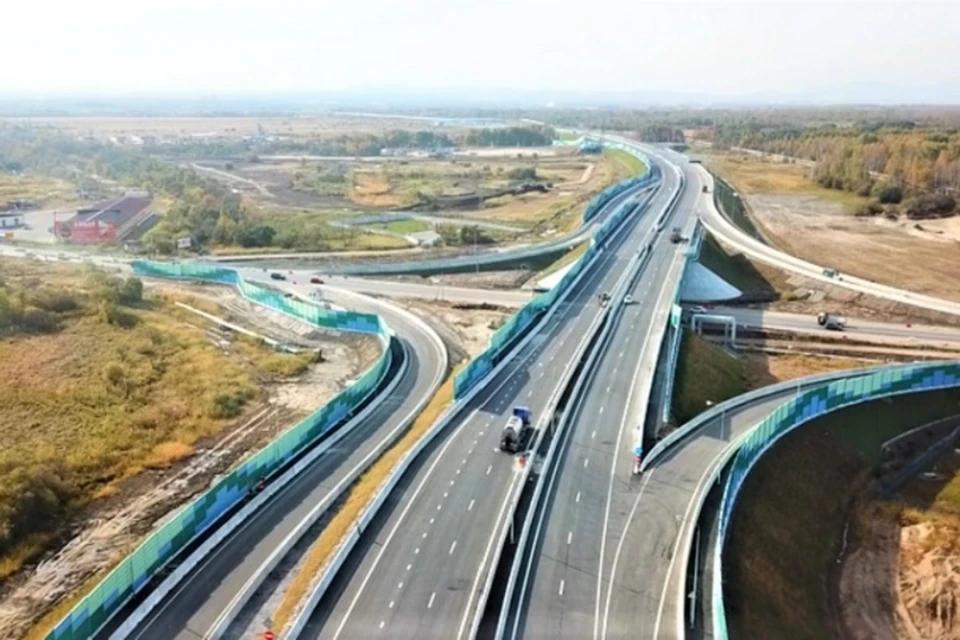 Автодорога «Обход Хабаровска» готова к открытию