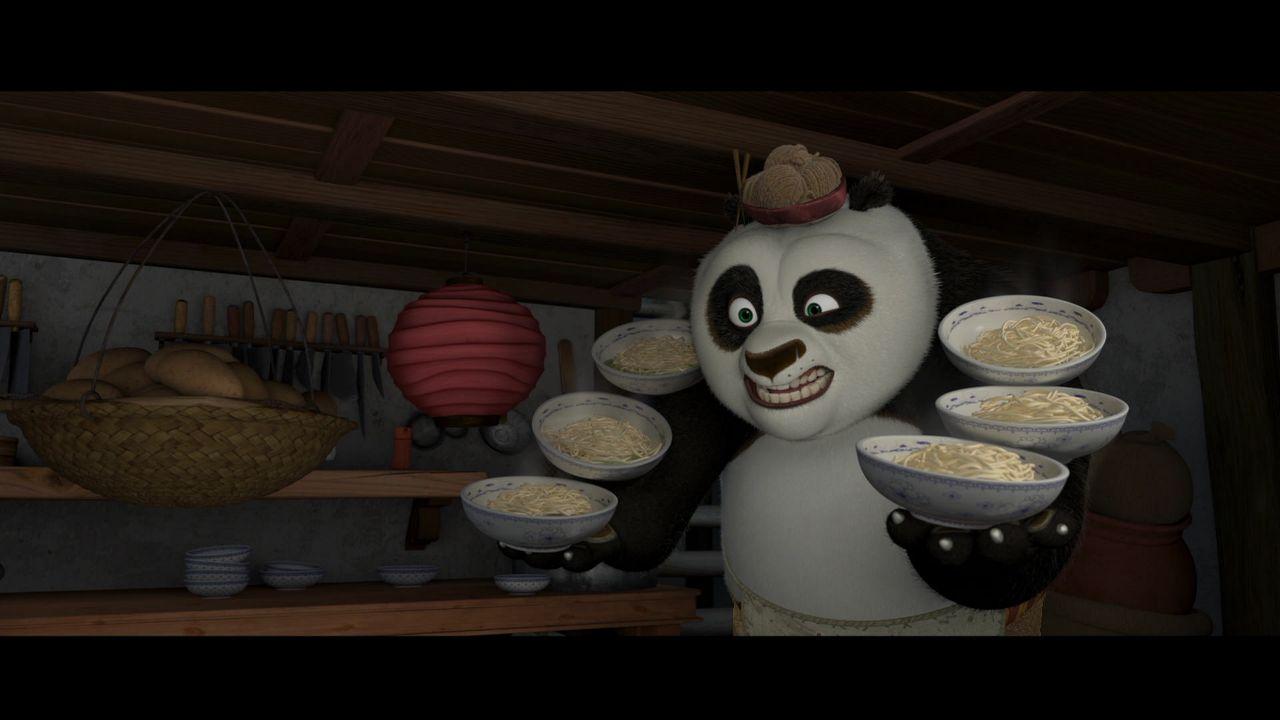 Screenshot of Kung Fu Panda