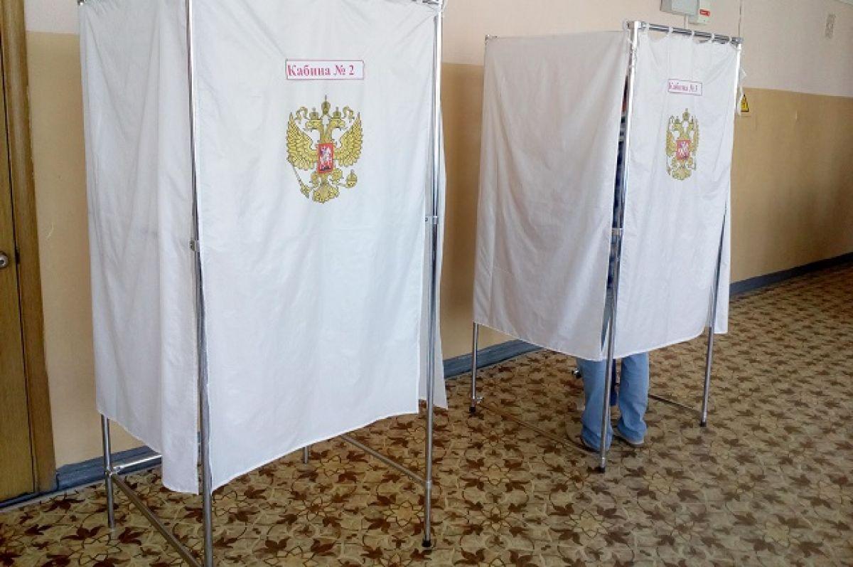 Мертвые голосуют на выборах в Хабаровском крае