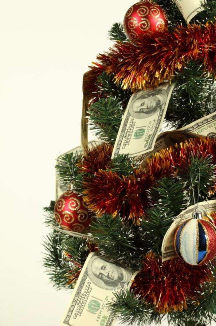 Деньги на елке картинки