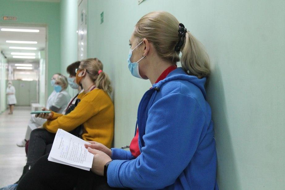 В Хабаровском крае началась вакцинация от коронавируса