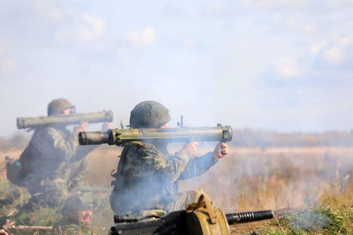 Под Хабаровском прошли масштабные учения мотострелков