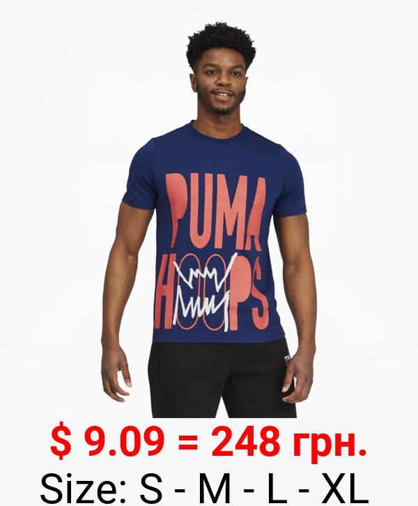 PUMA Hoops Men's Basketball Tee
