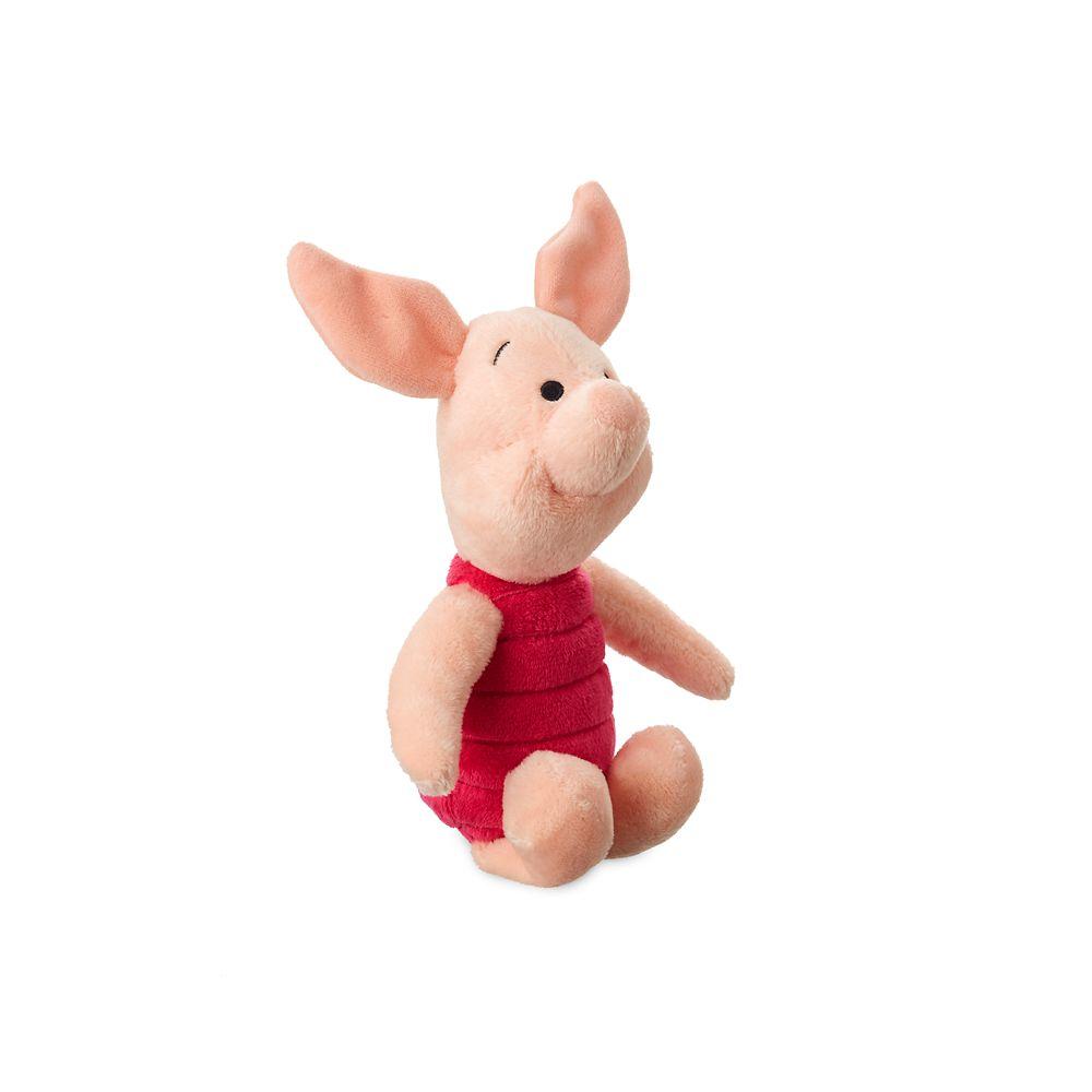 Piglet Plush - Winnie the Pooh - Mini Bean Bag