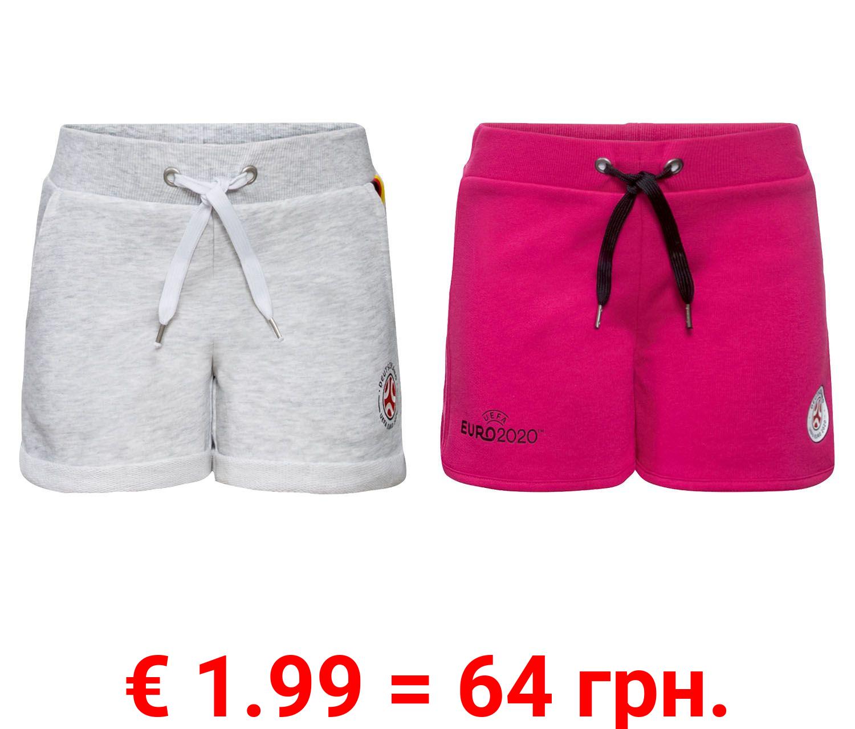 Hotpants Mädchen, Deutschland UEFA Fußball-EM