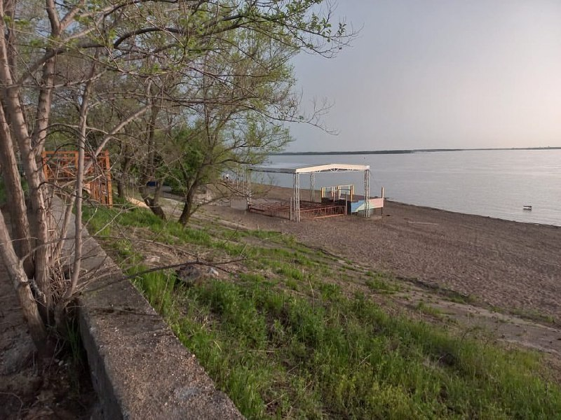 Подросток утонул на базе «Дельфин» в Хабаровске
