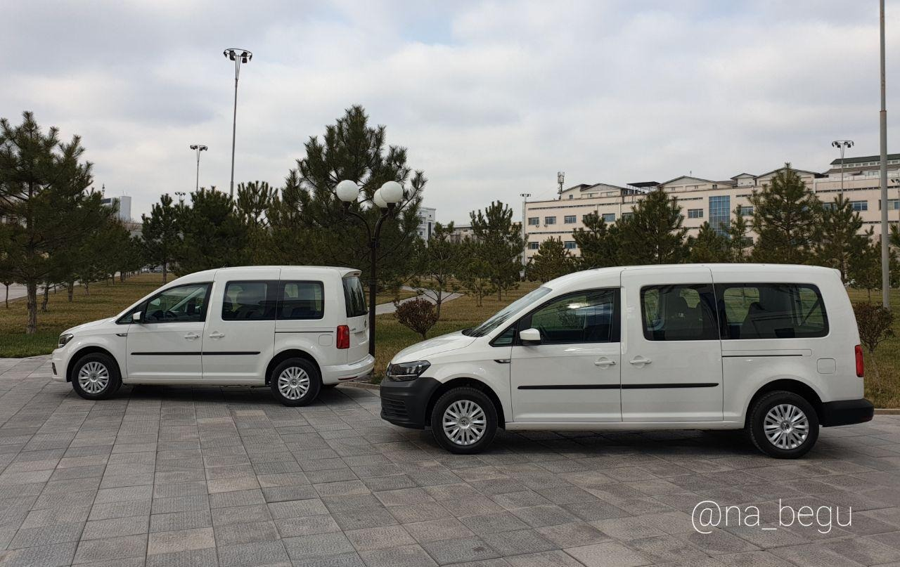 Volkswagen Caddy Narxi - Цена на Кэдди в Узбекистане - 4