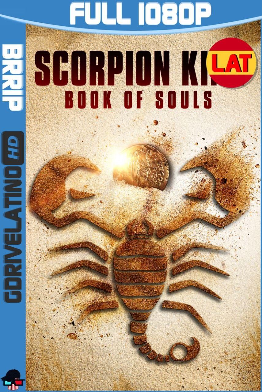 El Rey Escorpión 5: El libro de las almas (2018) Full HD BRRip 1080p Latino-Ingles MKV