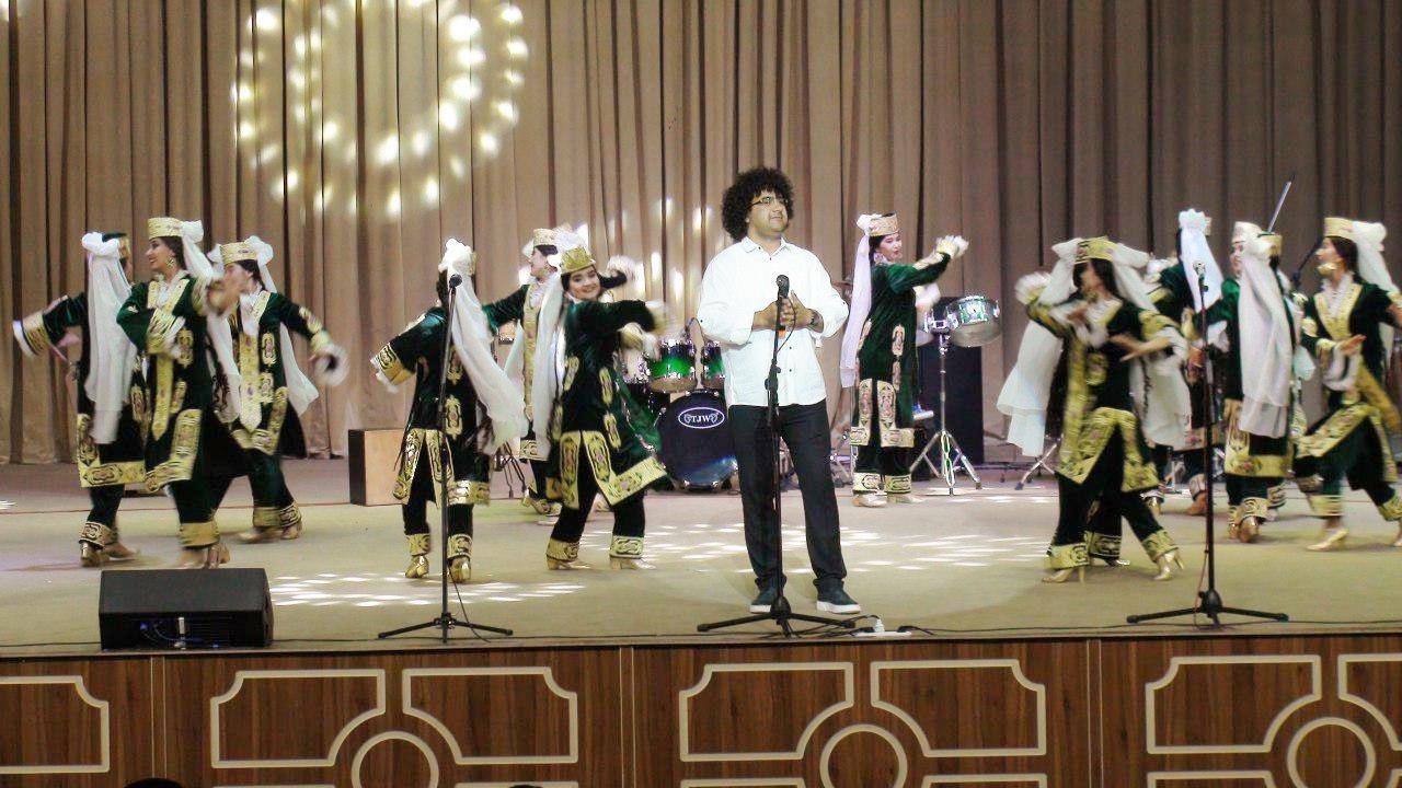 """""""Besh tashabbus, besh qanot"""" shiori ostida yoshlar festivali"""