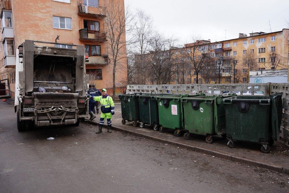 В Хабаровске подорожает оплата коммунальных услуг по вывозу мусора