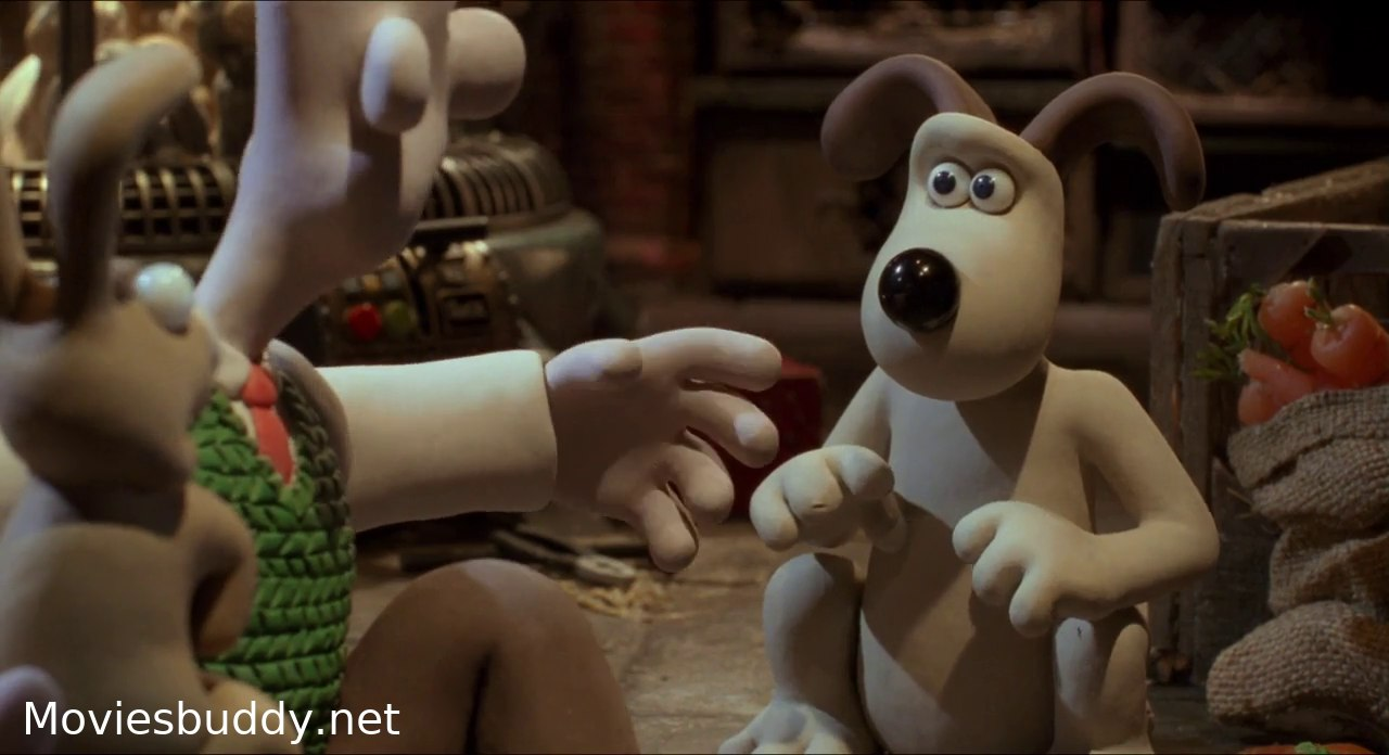 Screenshot of Wallace & Gromit: The Curse of the Were-Rabbit