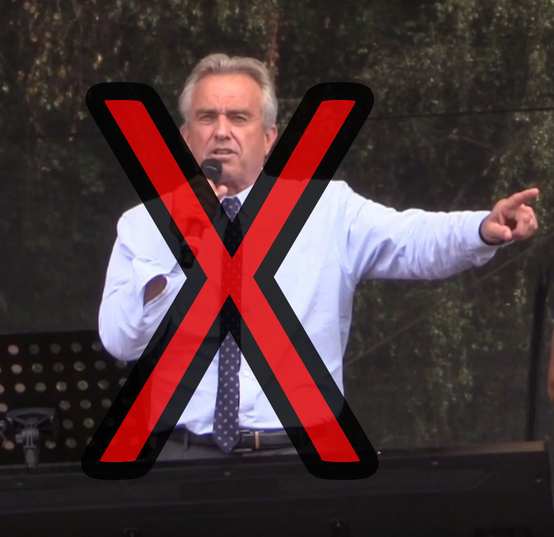 Spiegel TV-Redakteurin wollte RFK jr.-Rede bei #b2908 durch Polizei verhindern lassen