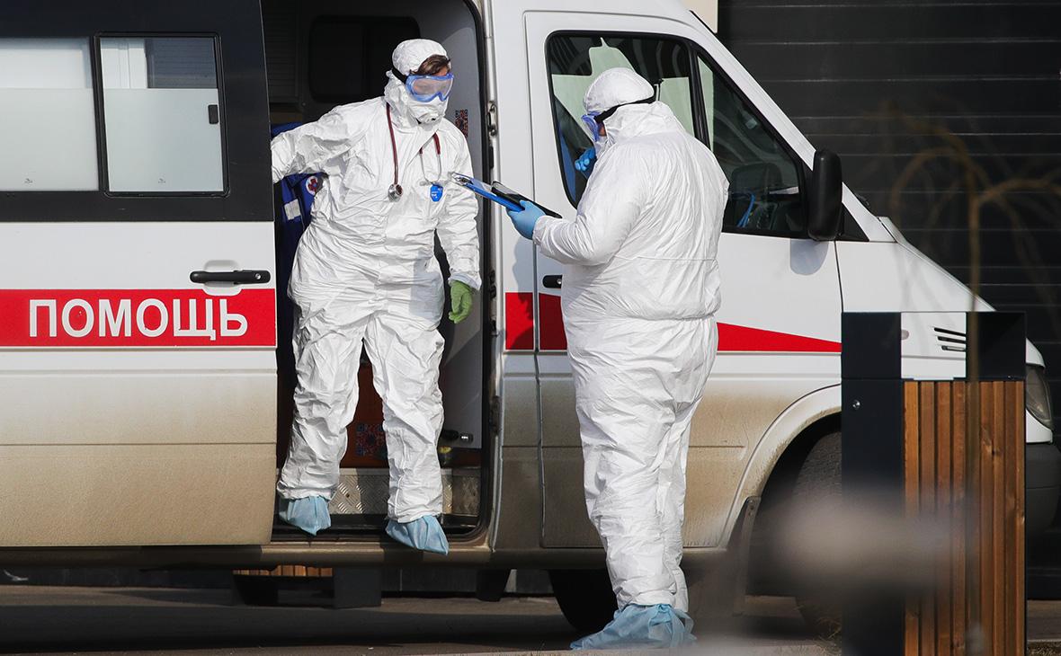 В России количество смертей от коронавируса за сутки достигло рекорда
