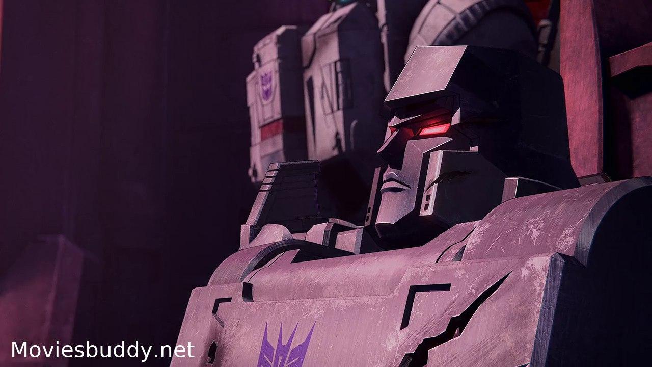 Screenshot of Transformers: War for Cybertron