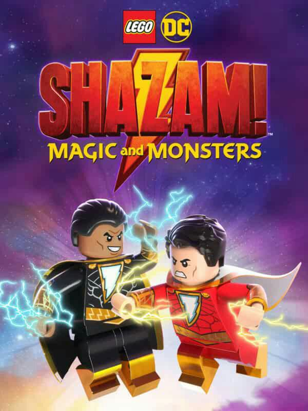 Free Download LEGO DC: Shazam - Magic & Monsters Full Movie