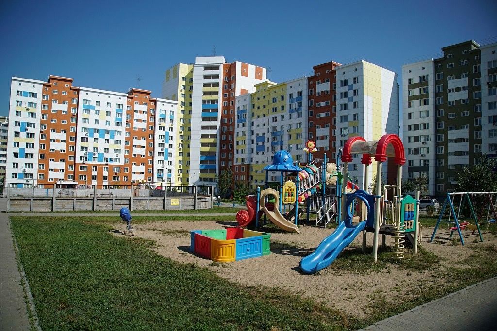 В Хабаровске отремонтируют 230 дворов