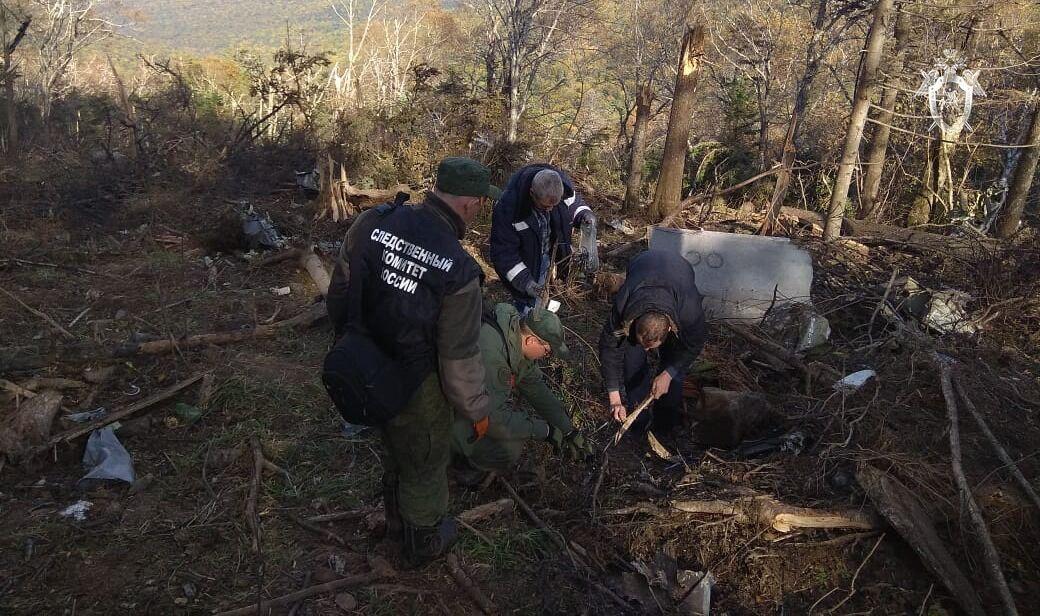 Бортовые самописцы разбившегося Ан-26 обнаружили следователи