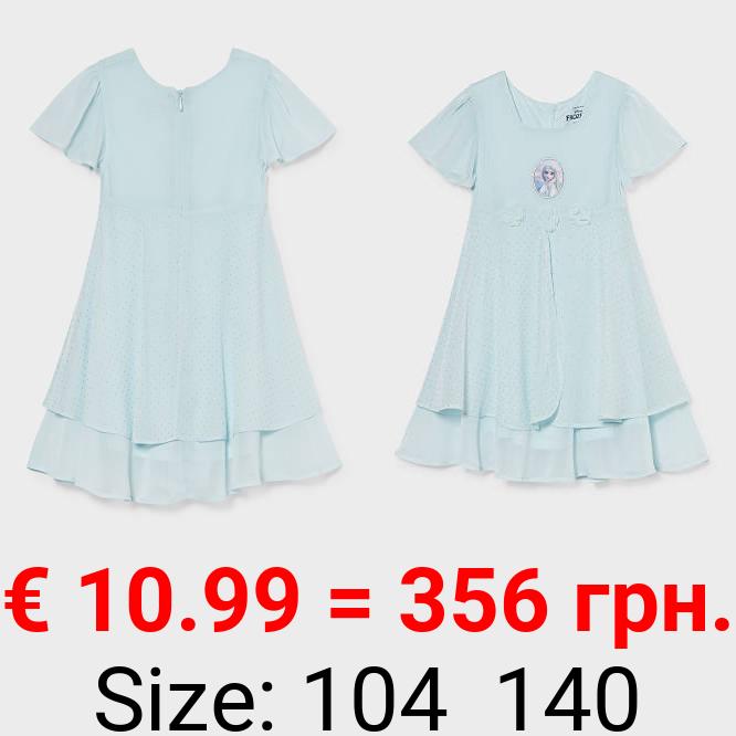 Die Eiskönigin - Kleid - Glanz-Effekt