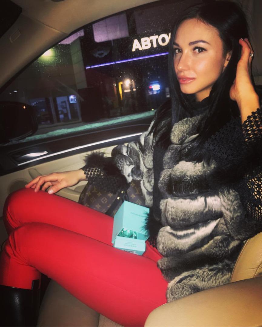 Анастасия Тарасенко - Эскортная старушка КРЫСА 30