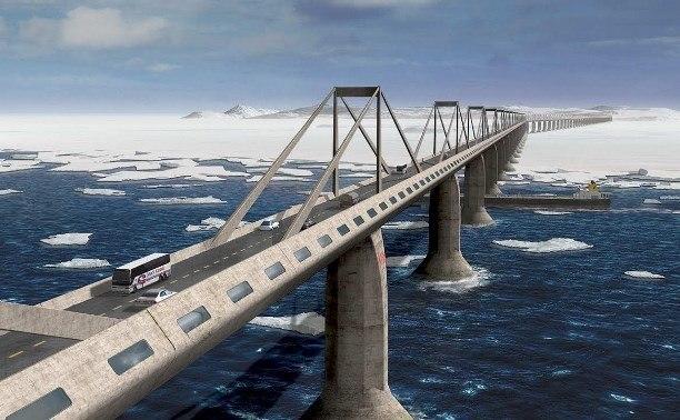 Путин рассказал о строительстве моста из Хабаровского края на Сахалин