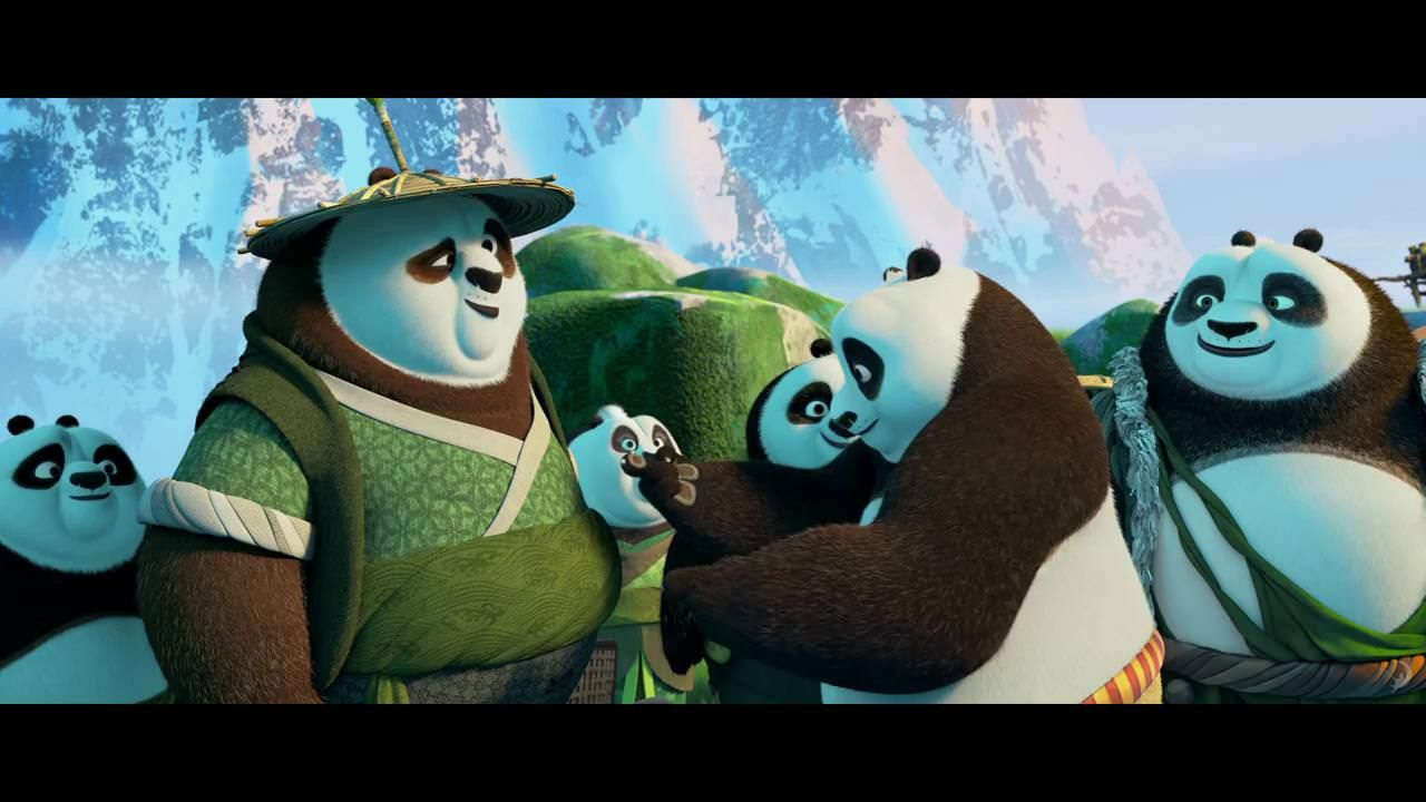 Movie Screenshot of Kung Fu Panda 3