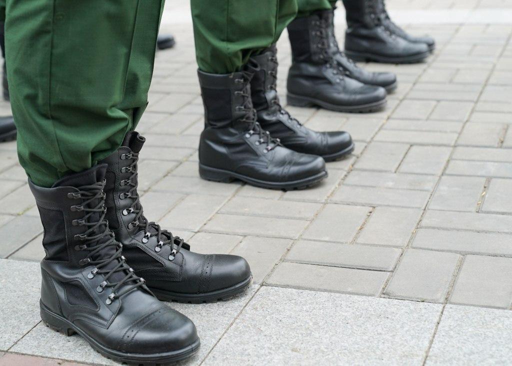 628 новобранцев призвали на службу в Хабаровске