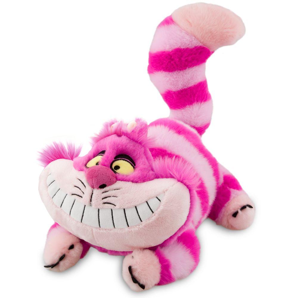 Cheshire Cat Plush - Alice in Wonderland - Medium - 20''
