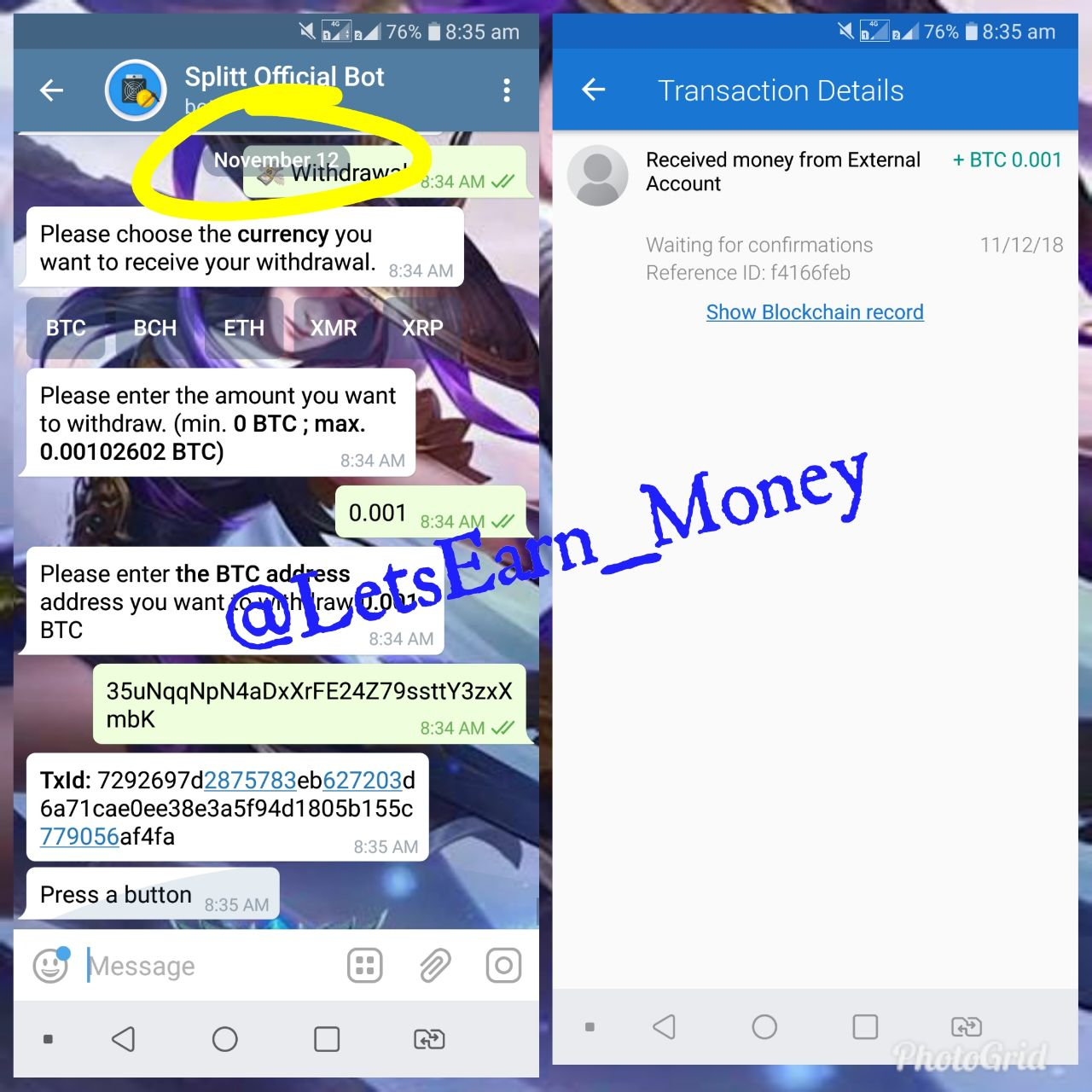 Telegram-канал cryptotrading_ind - Indonesia Vahit Fans