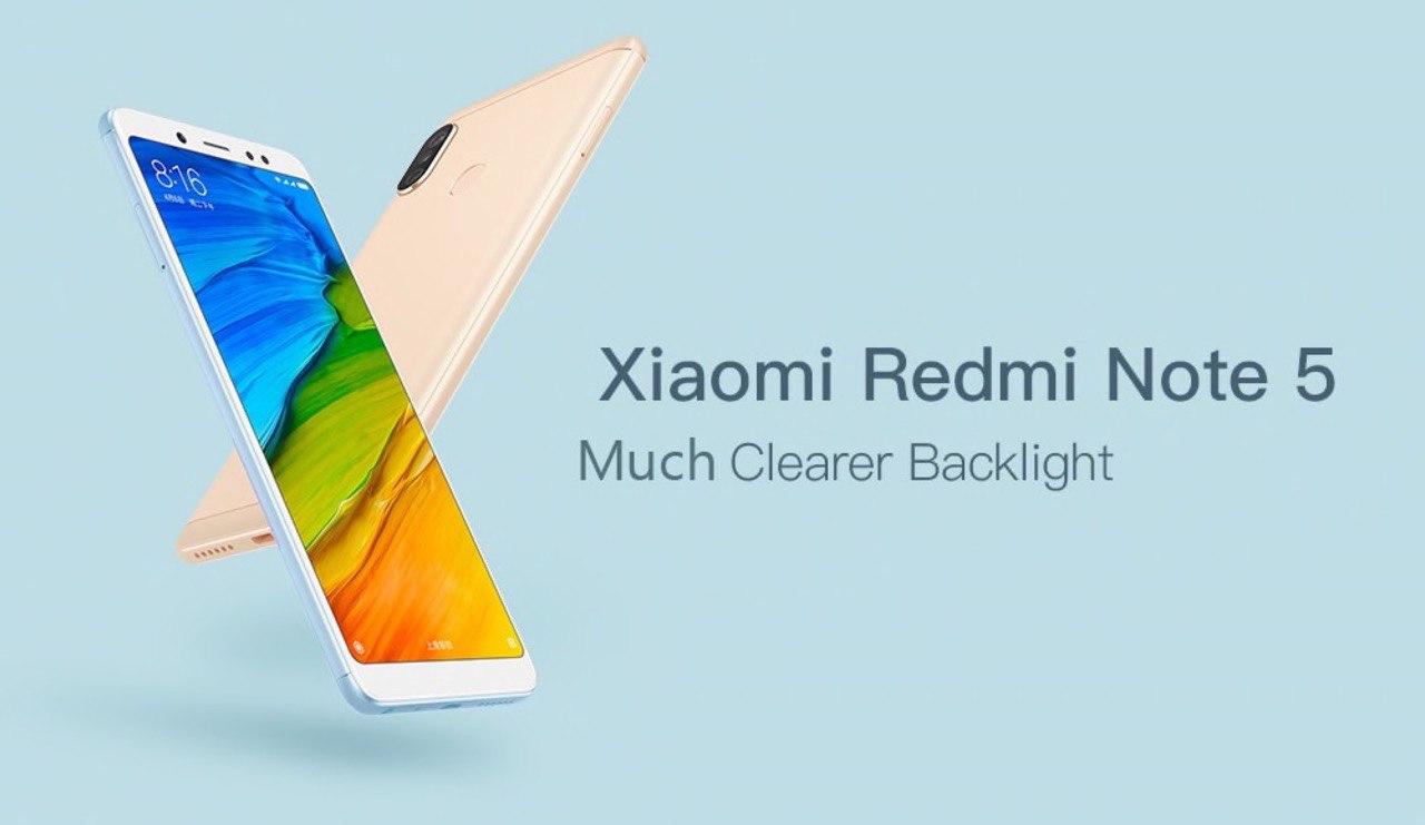 ?Xiaomi Redmi Note 5 (4/64)