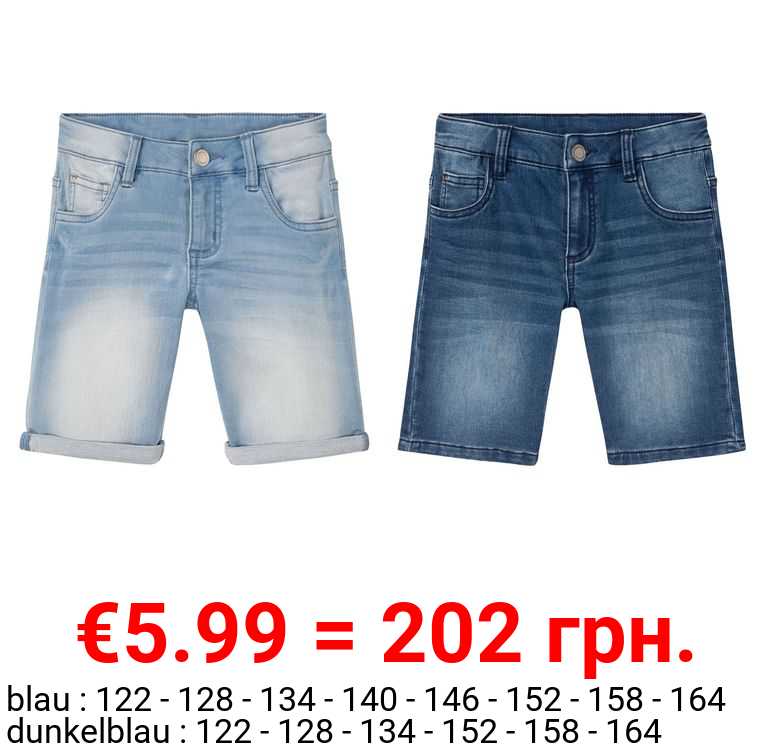 PEPPERTS® Shorts Mädchen, normale Leibhöhe