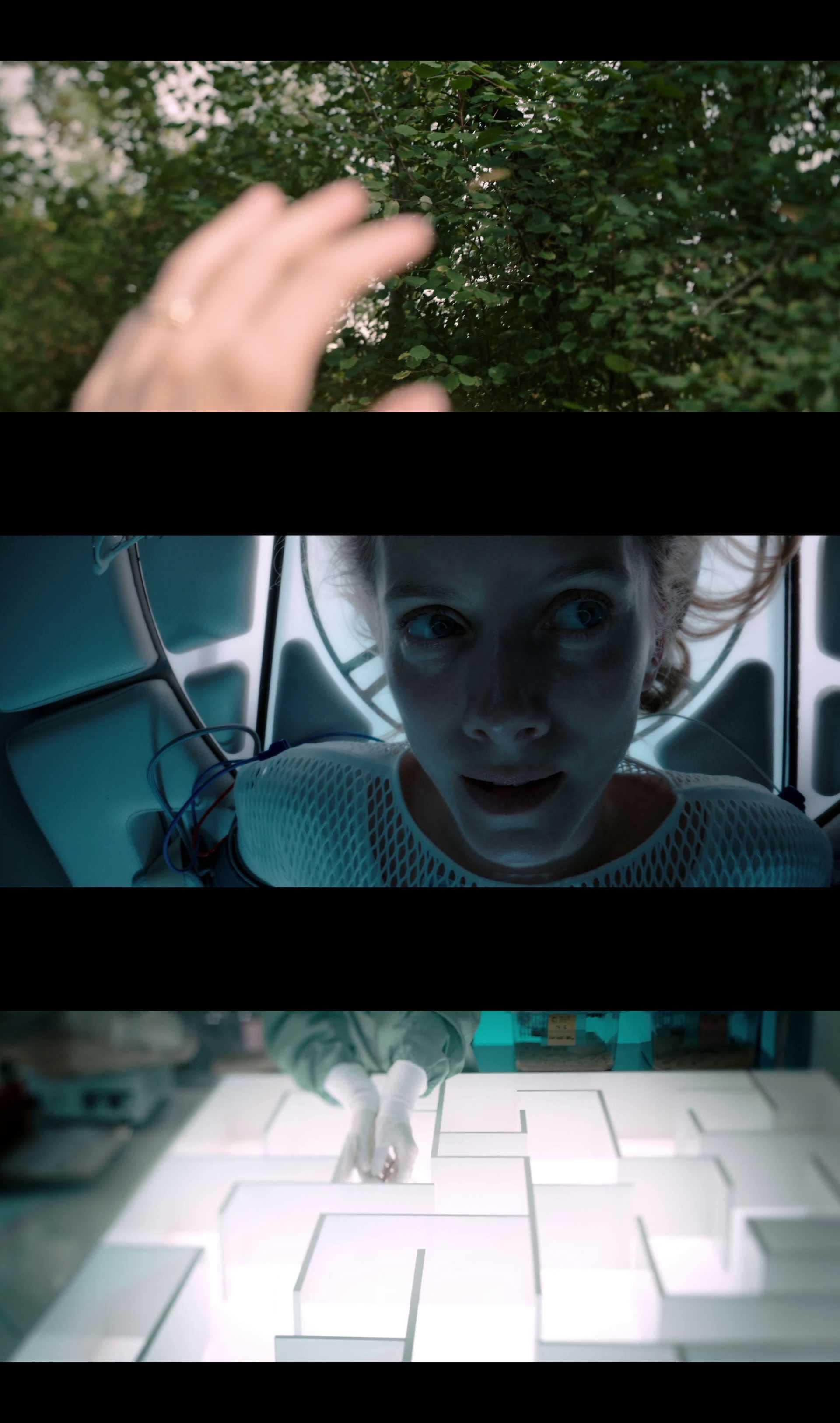 Screenshot of Oxygen Movie