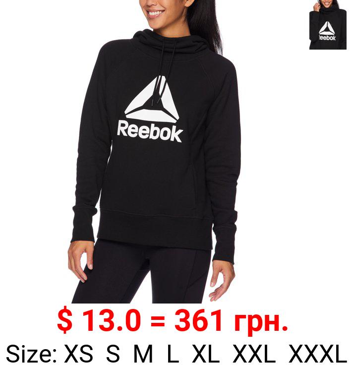 Reebok Women's Athleisure Fleece Hoodie