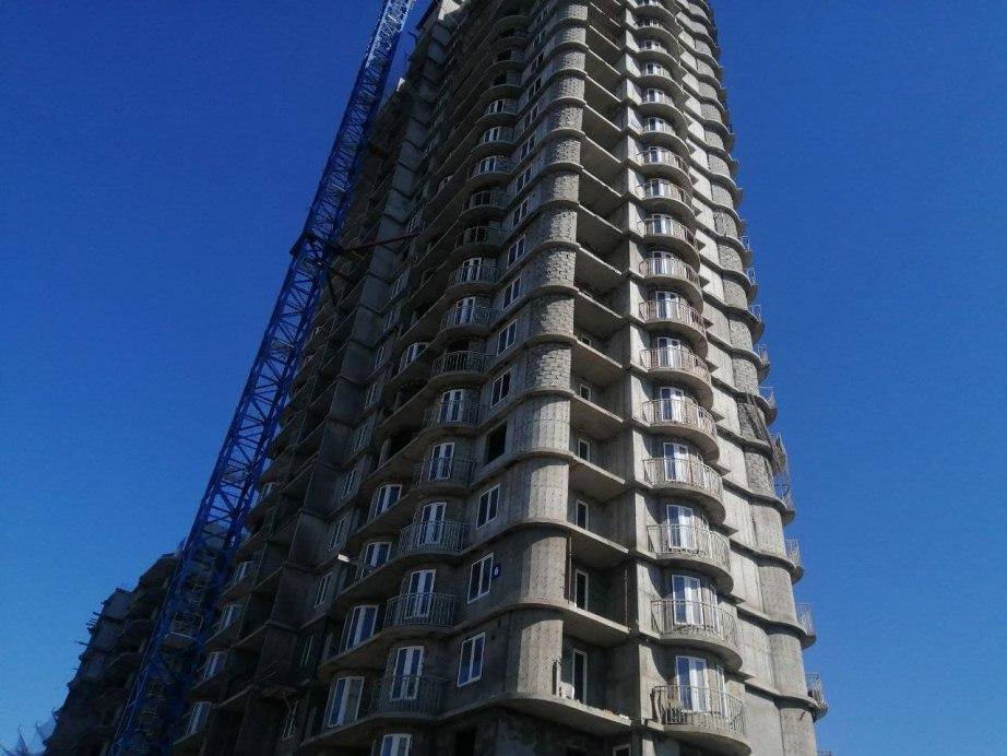 Жилой комплекс «Эдельвейс» в Хабаровске могут достроить