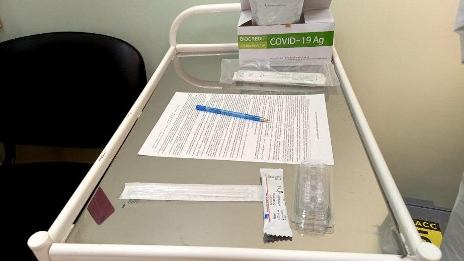 Для плановой госпитализации пациентов больше не требуется сдача ПЦР-теста на COVID-19