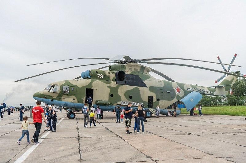 Выставка «Армия-2021» (Хабаровск)