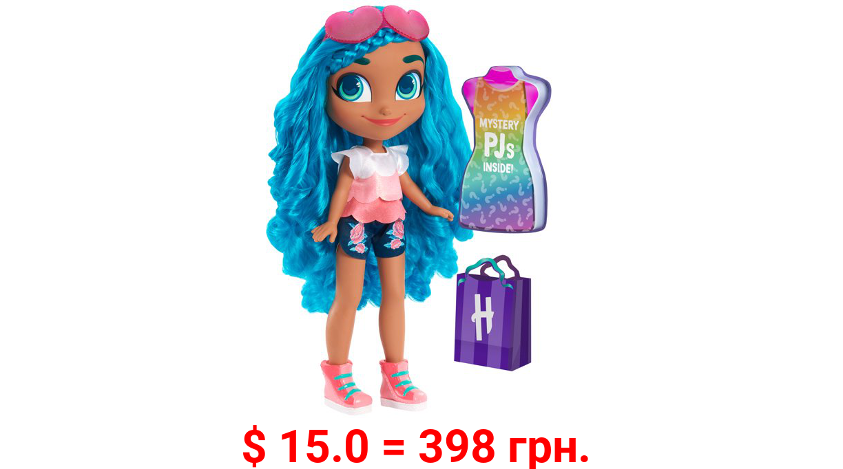 Hairdorables 18-inch Mystery Fashion Noah Doll and Surprise Accessories, Preschool Ages 3 up by Just Play