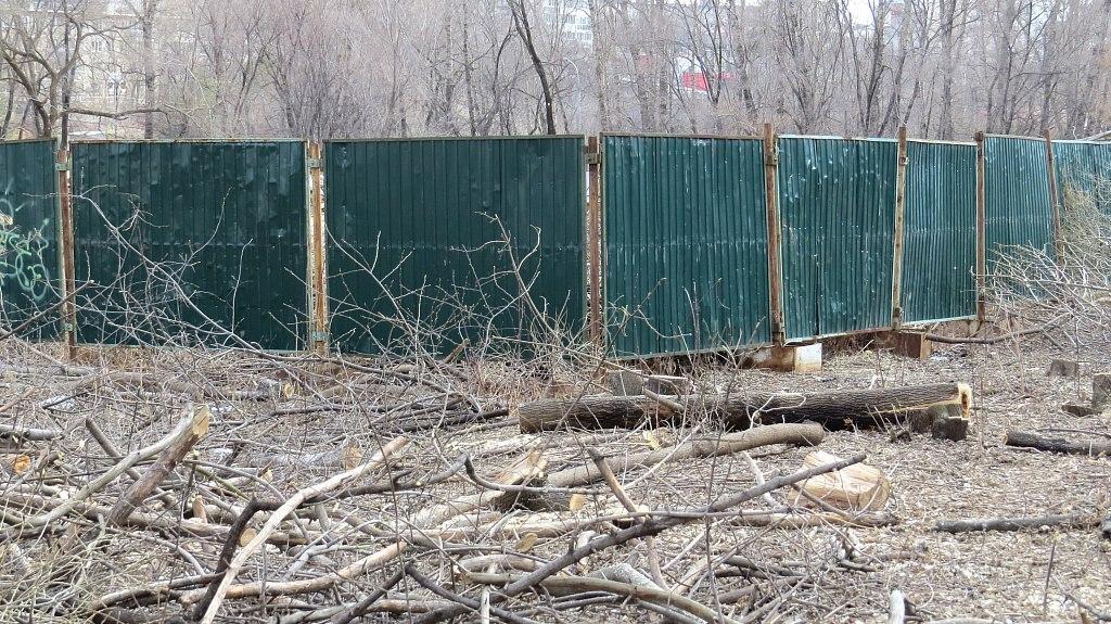В Хабаровске стартовало строительство гостиницы на городских прудах