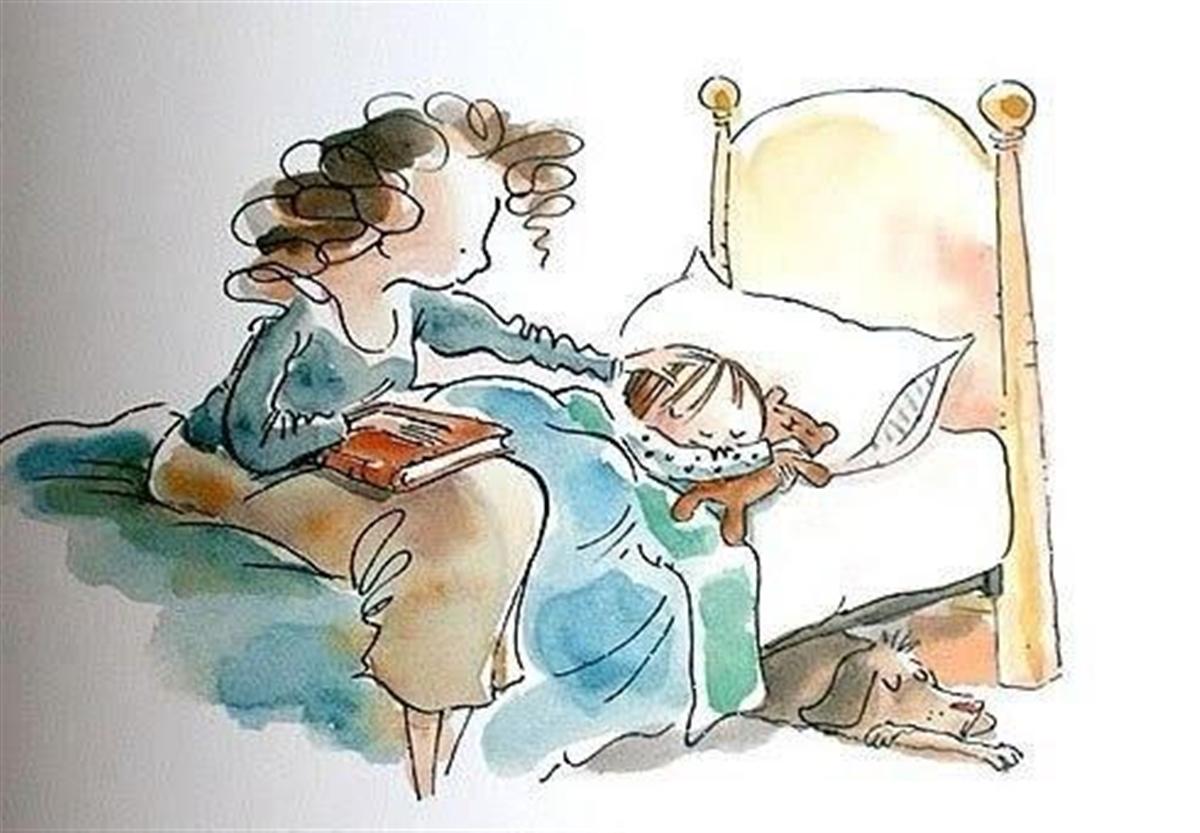 собрали картинки мама укладывает спать дочку строение папилломы позволяет