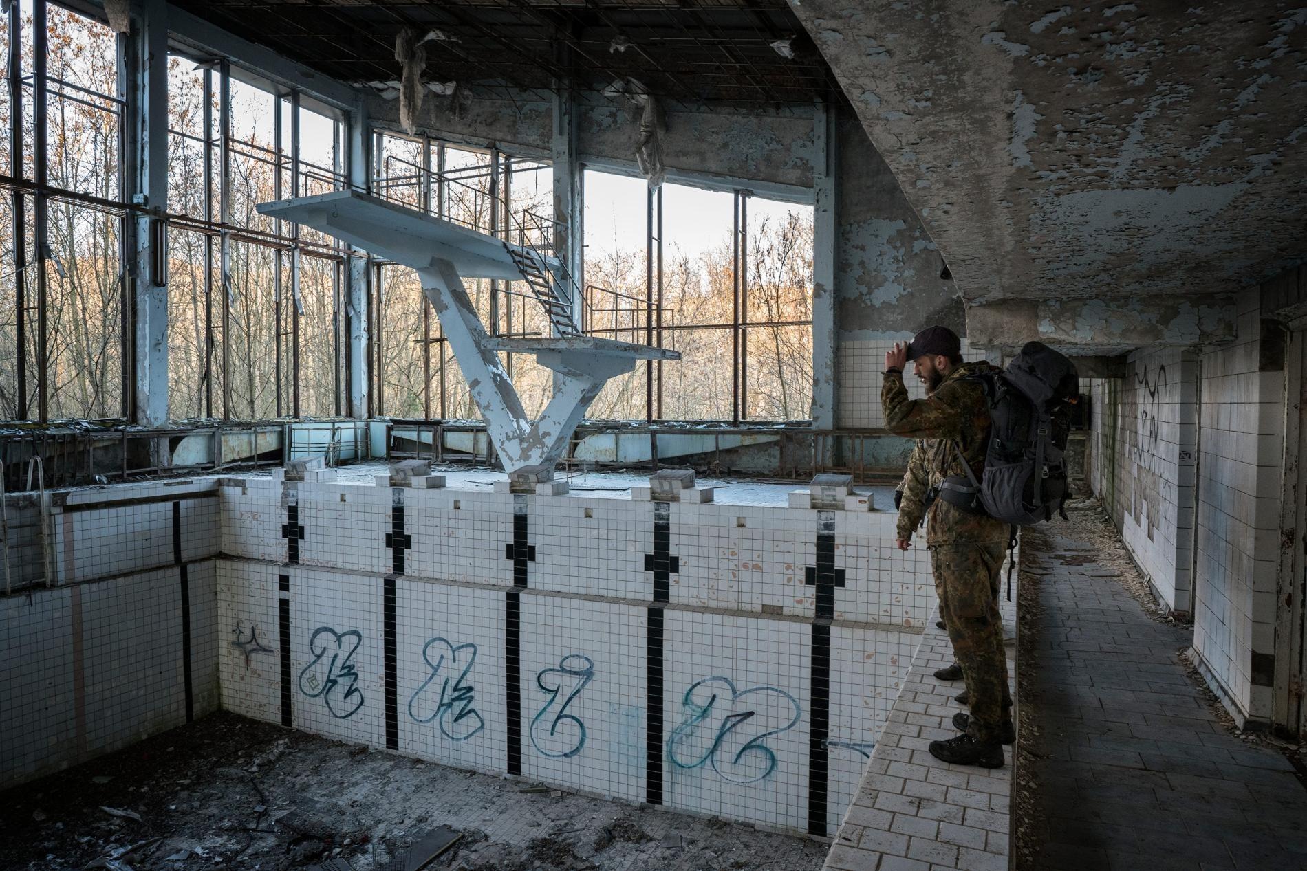 Картинки сталкеров в чернобыле